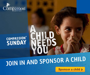 Sponsor a child today!